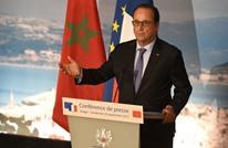 """هولاند من طنجة: الخلاف مع المغرب """"بات من الماضي"""""""