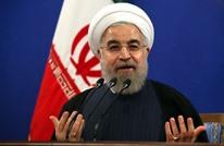 """روحاني يهاجم السعودية من روما.. ومستعد """"لتخفيف حدة التوتر"""""""