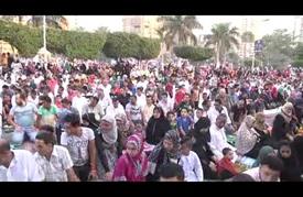 300 ألف إندونيسي يؤدون صلاة عيد الأضحى في جامع الاستقلال