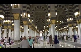 المدينة المنورة تستقبل حجاج بيت الله