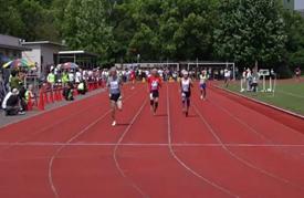 أسرع ياباني معّمر يتحدى بطل العالم في سباق 100 متر