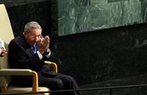 رئيس كوبا يطالب باسترداد غوانتنامو ورفع الحصار الأمريكي