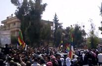 مظاهرات في السويداء تنادي بإسقاط النظام السوري (فيديو)