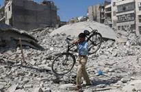 الدّمار يحول دون تعرف أهالي شرق حلب على منازلهم