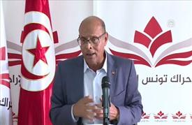 المرزوقي: ديمقراطية تونس مغشوشة ومهددة