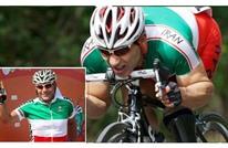 وفاة دراج إيراني بالأولمبياد البارالمبية.. وهذا هو السبب