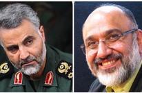اعتقال سياسي إيراني هاجم الثورة وقاسم سليماني