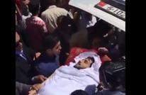 أهالي الكرك الأردنية يستقبلون شهيدهم بالزغاريد (فيديو)