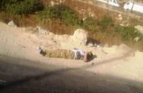 استشهاد فلسطيني في الخليل بعد محاولته طعن جنود (فيديو)
