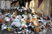 أكوام النفايات تتكدس في طرطوس على الساحل السوري
