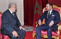 ملك المغرب يشيد بالأداء الاقتصادي لحكومة ابن كيران
