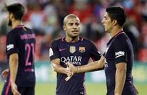 برشلونة يسحق سبورتينغ خيخون بخماسية بدون ميسي (فيديو)