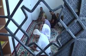 إقامة صلاة الجمعة في مساجد جرابلس بعد عودة الاستقرار والأمن