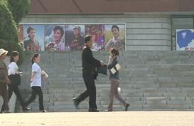 كوريا الشمالية تفتح نافذة صغيرة على السينما العالمية
