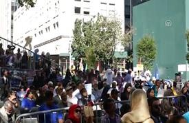 """مسيرة في نيويورك بمناسبة """"يوم المسلم الأمريكي"""""""