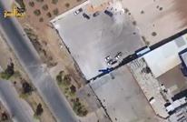 مفاجأة.. جند الأقصى تقصف مواقع للنظام بطائرة مسيّرة (شاهد)