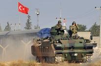 المدفعية التركية تستهدف قوات النظام بسراقب