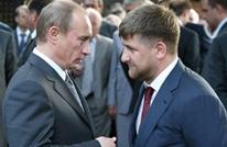 بوتين: قديروف حمل السلاح سابقا ومرّ بتحولات صعبة