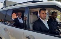 هنية يغادر قطاع غزة لأداء فريضة الحج