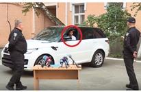الشرطة الأوكرانية تسلم المغربي بلهندة سيارته المسروقة (فيديو)