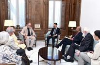 """تلغراف: كيف جلس لوردات وقساوسة مع """"مرتكب المجازر"""" بسوريا؟"""