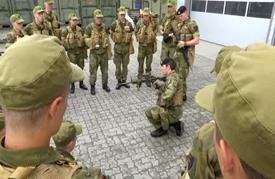 الخدمة العسكرية في النروج تعزز المساواة بين الجنسين النروج
