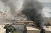 قوات مدعومة أمريكيا تسيطر على مقر قيادة تنظيم الدولة بالرقة