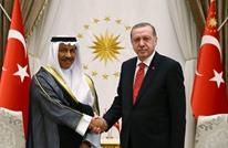 رئيس الوزراء الكويتي يصل أنقرة لتوقيع اتفافية أمنية مشتركة