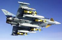 قطر تعتزم شراء 24 مقاتلة تايفون من بريطانيا