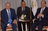 موقع إسرائيلي يتساءل: لماذا تصمت مصر عن الضم؟