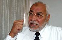 """""""حماس"""" تنعى عاكف.. كان من أوائل المدافعين عن فلسطين"""