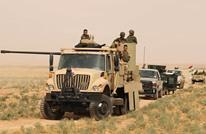 قوات كبيرة من البيشمركة مدججة بالسلاح تتجه من أربيل لكركوك