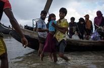 مقتل اثنين وفقدان عشرات إثر غرق مركب يقل لاجئين روهينغا