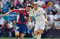 ريال مدريد يواصل إهدار النقاط ويتعادل بملعبه مع ليفانتي (فيديو)