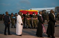 الغانيون يلقون نظرة الوداع على كوفي أنان قبل دفنه الخميس