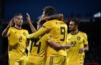 """بلجيكا تعود من آيسلندا بفوز كبير في """"أمم أوروبا"""" (شاهد)"""