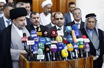الصدر يهاجم أحزاب العراق ويهدد بالانتقال للمعارضة