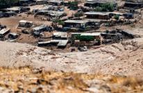 الاحتلال يهدم قرية أقيمت تضامنا مع الخان الأحمر (شاهد)