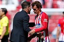 أتلتيكو مدريد يواصل نتائجه المخيبة بسقوط أمام إيبار (شاهد)