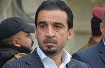 الحلبوسي يرفض العقوبات على إيران ويدعو لاريجاني لزيارة العراق
