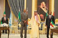 زعيما إثيوبيا وإريتريا يوقعان اتفاق سلام في جدة