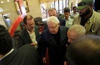 غريفيث ينهي جولته في صنعاء بعد لقاءات مع الحوثيين