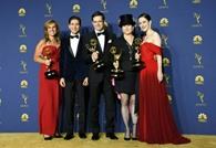 """جائزة إيمي لـ""""غايم أوف ثرونز"""" كأفضل مسلسل درامي"""