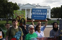 أمريكيون يرفضون قرار بومبيو بشأن عدد اللاجئين (صور )