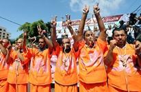 موظفو الأونروا يعلنون الإضراب الشامل الاثنين المقبل (شاهد)