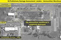 بالصور.. هذه المواقع التي استهدفتها إسرائيل بسوريا مؤخرا