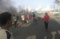 احتجاجات في عدن بسبب استمرار انهيار العملة والغلاء (شاهد)