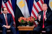 هل تقلص إدارة ترامب المعونة الأمريكية لنظام السيسي؟