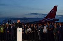 أردوغان يعلق على أنباء تأجيل افتتاح مطار إسطنبول الثالث
