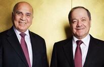 جدل كبير حول أصول زوجة مرشح البارزاني لرئاسة العراق